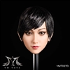 Female Head Jasmine Version D - GAC Toys 1/6 Scale Accessory