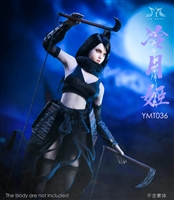 Cold Moon Ninja - YM Toys 1/6 Scale Accessory Set