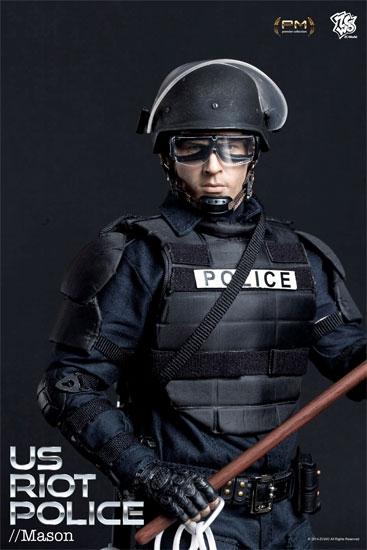 Riot police 1