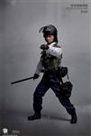 Police Tactical Unit - Inspector Wong - 1/6 Scale Accessory Set