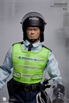 Police Tactical Unit - Sergeant Black - 1/6 Scale Accessory Set