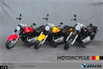 Motorcycle - Three Color Options - ZY Toys 1/6 Scale