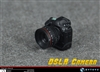 DSLR Camera - ZY Toys 1/6 Scale
