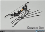 Compound Bow - ZY Toys 1/6 Scale