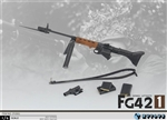 FG42 - World War II German- ZY 1/6 Scale Accessory