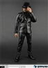Leather Suit Set - ZY Toys 1/6 Scale