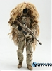 Sniper Suit - Desert Version - ZY Toys 1/6 Scale Accessory Set
