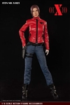 Biker Jacket Set - ZY Toys 1/6 Scale Accessories Set