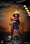 Female Samurai - RIN - Red Version - i8-001 1/6 Scale Figure