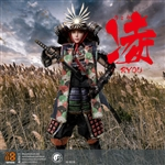 Samurai Ryou - Black Version - i8 1/6 Scale Figure